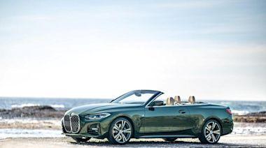 【新車登場】恣意馭風!BMW 430i M Sport Convertible
