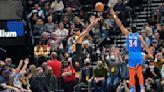 Jazz dominate Thunder, claim 107-86 victory