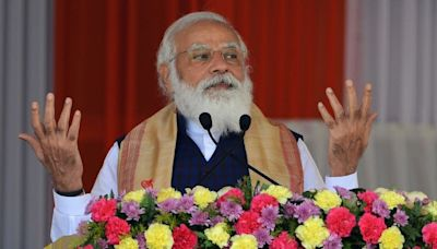 India's Covid crisis delivers a blow to brand Modi