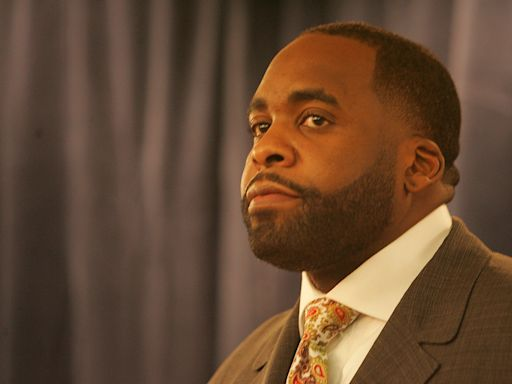 Trump commutes sentence of ex-Detroit Mayor Kwame Kilpatrick, freeing him 20 years early