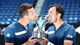 Dodig, Polasek win Australian Open men's doubles title