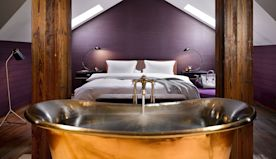 The best hotels for a romantic weekend in Prague, from luxurious five-stars to historic hideaways