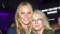 Gwyneth Paltrow's Birthday Message for Mom Blythe Danner Is Guaranteed to Melt Your Heart