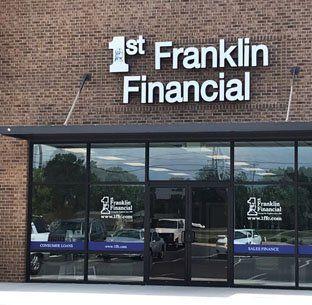 1st franklin financial huntsville al