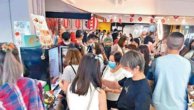 失業率高企 年輕人奇招發圍 周末辦市集 月入10萬