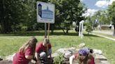 Teens work to beautify community