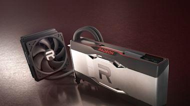 AMD推出 換上水冷散熱設計的Radeon RX 6900 XT LC顯示卡