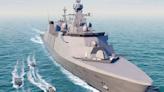 靈感實現,英軍首艘 Type 31 巡防艦正式動工