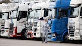 脫歐+疫情!英卡車司機短缺 石油、食品供應鏈告急