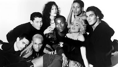 Why so many of the Truth or Dare interviews with Madonna's dancers were in bed