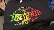 Celebrations kick off across NYC as Juneteenth becomes federal holiday