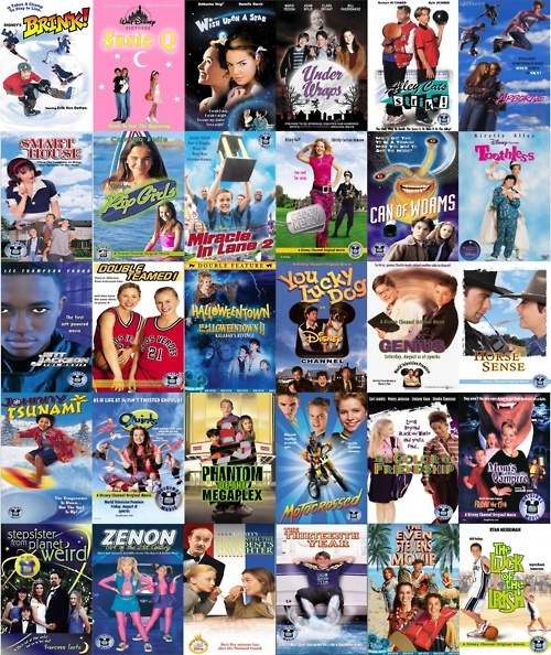 make a channel specifically playing all the old disney channel shows ...
