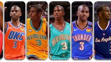 無限寶石的斷代史(17) - Chris Paul - NBA - 籃球 | 運動視界 Sports Vision