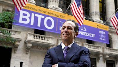 美股日誌|ETF帶動比特幣新高 標指五連升