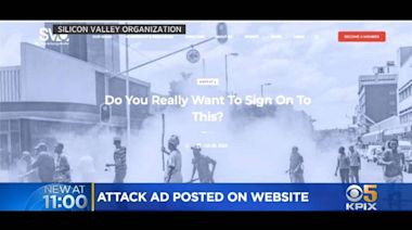 'Insensitive and racist' political ad pulled by Silicon Valley chamber of commerce
