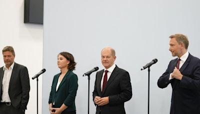 朔爾茨稱將建議社民黨與綠黨及自民黨進入正式組閣談判 - RTHK