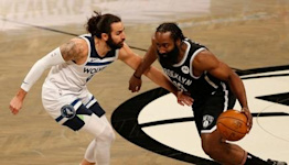 Steve Nash says James Harden has 'unfairly become the poster boy' of non-basketball move rule changes