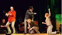 Improvisational theatre - Wikipedia
