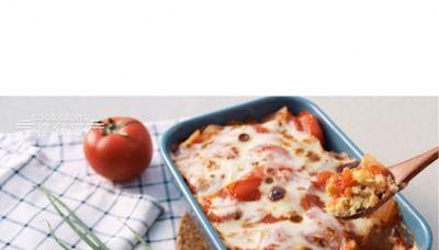 鮮茄焗豬扒飯【減肥零澱粉質版本❣】