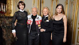 French Movie Stars Flock to Ralph Lauren Screening
