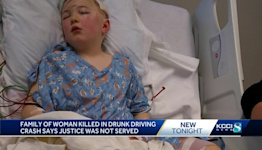 Iowa boy seriously injured in drunk driving crash makes remarkable recovery