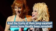 """Dolly Parton and Reba McEntire Release Music Video for First-Ever Duet: """"Does He Love You"""""""