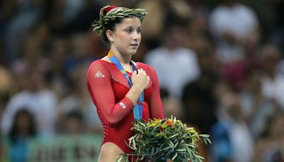 Gymnast Carly Patterson Won Olympic Gold 17 Years Ago. See Her Now.