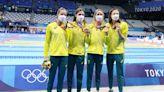 東奧7.25|破女子4X100自由泳紀錄 澳洲隊奪奧運首金