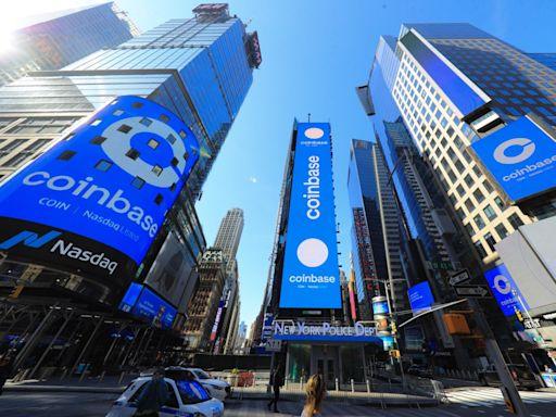 幣圈熱!專家:平台競爭激烈,Coinbase 股價恐跌 65%