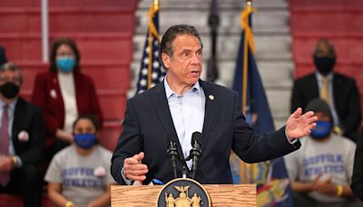 Embattled Cuomo not ready to endorse in race for mayor