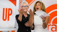 Jamie Lee Curtis Wants Hoda Kotb to Run for President: 'You're an Extraordinary Example'