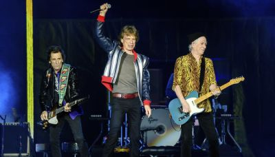 Watch the Rolling Stones Open 'No Filter' Tour With Moving Charlie Watts Tribute