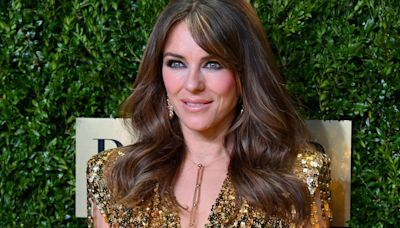Elizabeth Hurley wows in sheer gown days after turning 56: 'Goddess'