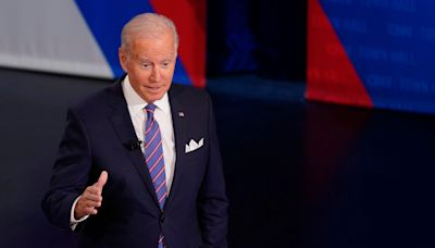 Biden at CNN town hall: Medicare expansion, free community college likely out of social safety-net package