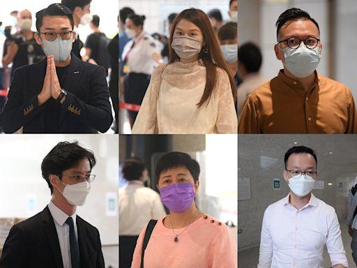初選案|楊雪盈及黃碧雲等14人續准保釋 45人押11月提訊