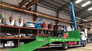奇震堆高機買賣出租、堆高機維修保養