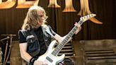 Former Megadeth bassist David Ellefson files police report over 'revenge porn'