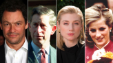 'The Crown' Final Seasons Adding Dominic West as Prince Charles Opposite Debicki's Princess Diana