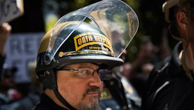 Oath Keepers Use a Dystopian Fever Dream to Snare Police Forces, Military Vets