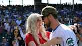 In divorce documents, Ben Zobrist says Julianna 'coaxed' him into returning to the Chicago Cubs, while she requests $4M of the $8M he forfeited while on leave