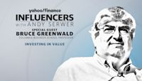 Influencers with Andy Serwer: Bruce Greenwald