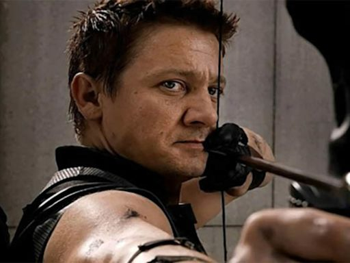 Jeremy Renner suggests Hawkeye Disney Plus series might be filming