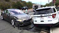 Tesla autopilot system under investigation after series of crashes