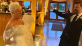 Food Network star Anne Burrell gets married: 'Luckiest girl in the world'