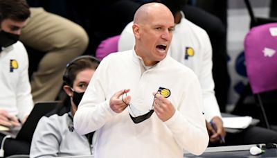 Nate Bjorkgren fired as head coach of Indiana Pacers