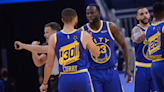 Stephen Curry, Klay Thompson and Draymond Green pushing Warriors management to trade for veterans, per report