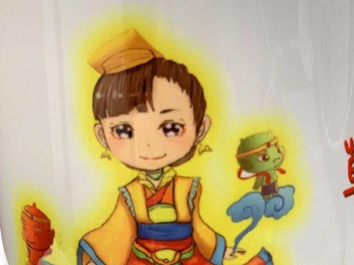 「草屯媽」少女版造型曝光 還送契子「媽祖馬卡龍」