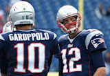 Tom Brady reminds Patriots what they'll miss with Jimmy Garoppolo