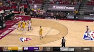 Kyle Alexander with a buzzer beater vs the Los Angeles Lakers