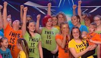 Choir Brings Sign Language To BGT Stage In Heartwarming Performance.